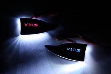 TOYOTA VIOS 13-17 LED Car Inner Doors Handle Bowl