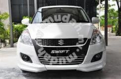 Suzuki swift 2013 oem pp bodykit with paint