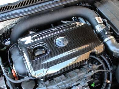 Volkswagen 2.0 TSI Carbon Fiber Engine Cover