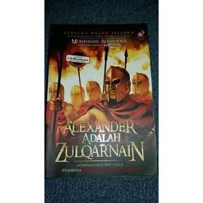 Novel Alexander adalah Zulqarnain