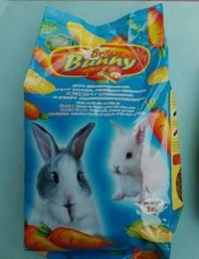 Briter Bunny Rabbit Food Carrot + Alfalfa 3kg