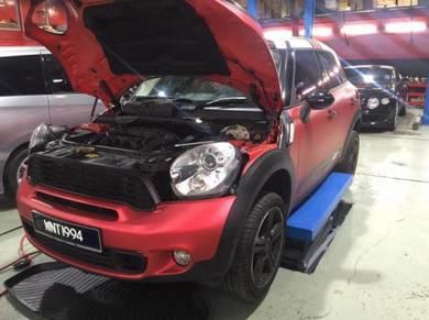 Mini cooper clubmen countryman engine service