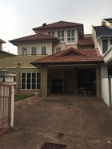 Shah Alam Sek 7, Semi-Detached House