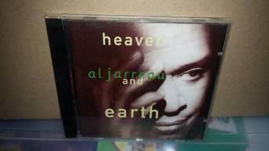 CD Al Jarreau - Heaven And Earth