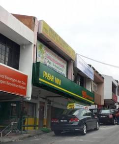 Sri Gombak Freehold Double-storey Shop, 2 adjoining units