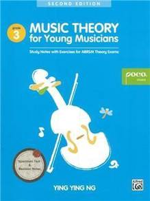 Music theory for young musicians - grade 3