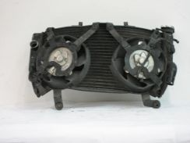 Honda st 1300 radiator fan