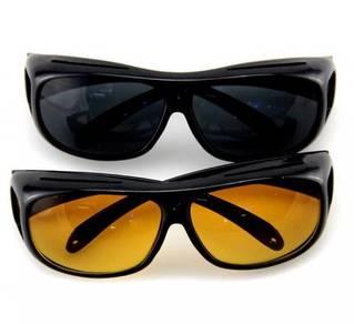 HD Vision Glass Driving Anti Glare Sunglasses cod