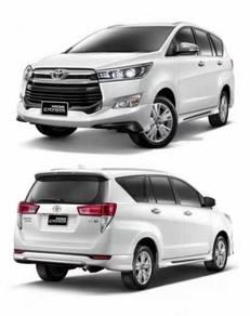 Toyota innova 2017 oem bodykit with paint abs