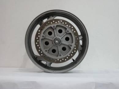 Honda st 1300 rear wheel