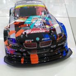 R/C Car Power Drift & Top Speed 1.10 4Wd`