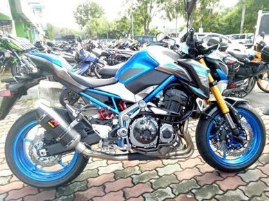 Kawasaki z900 se darma motor cheras