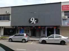 2 Adjoining DS Shop Lot At Melaka Raya