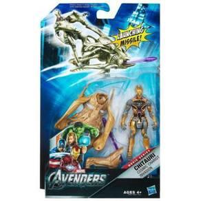 AVENGERS Chitauri Cosmic Chariot Invasion Figure