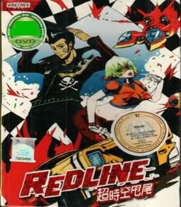 DVD ANIME Redline