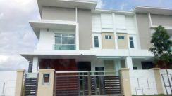 Completed Semi D with ZERO downpayment, Setia Tropika