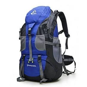 50L Hiking Camping Backpack Waterproof