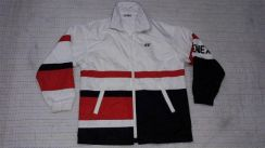 YONEX SWEATER colour block size 140J fits to size