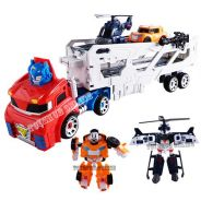 Transformer Tobot Deformation Truck Set B