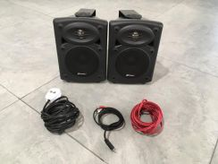 Dynamax Audio Speakers in BRAND NEW CONDITION