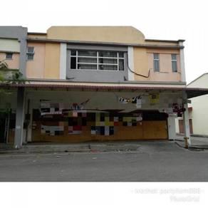 1.5 Storey Super Link Factory, 52x80, Taman Mas, Puchong