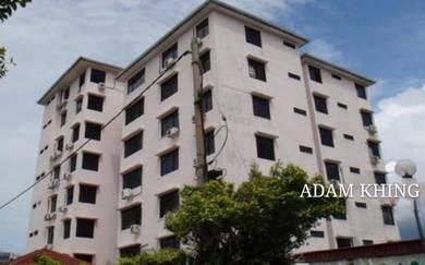 Wisma Duke at Jalan Larut, nearby KDU colleges