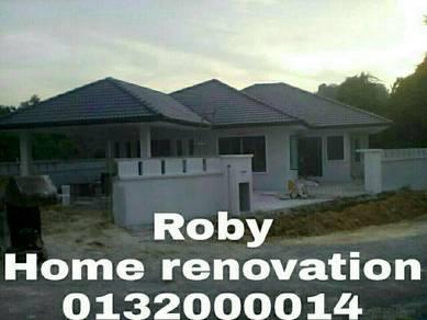 Spesialist bina rumah cost rendah nilai pajam