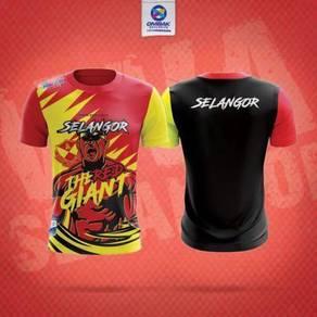 Selangor Jersey