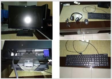 HP LCD 19