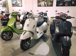 Vespa Gts super 300 Abs gts300 super300 New Model