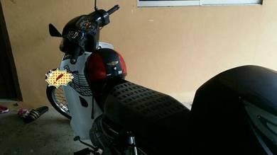 Motosikal untuk sewaan bulanan
