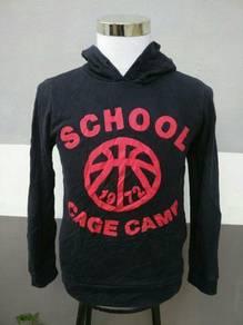 Sweatshirt Hoodie SCHOOL CAGE CAMP