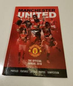 The Official Manchester United Annual 2018
