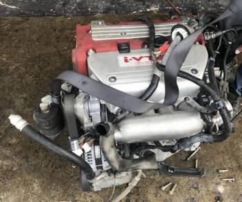 K20a type r engine kosong euro r n dc5 r
