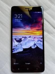 Xiaomi Redmi Note 4 3gb RAM 32GB ROM Snapdragon