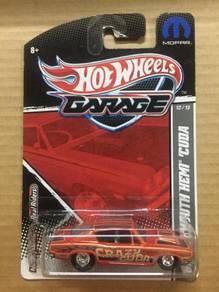Hotwheels Garage Plymouth Hemi CUda