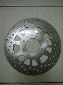 Hub chrome & Brake disc