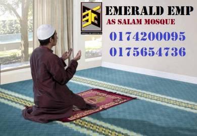 Assalam mosque emp karpet masjid88