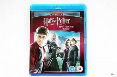 Original Bluray - HARRY POTTER Half-Blood Blu-ray