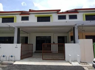 New Double Story Terres House Bukit Setongkol Perdana