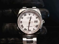 PREOWNED ROLEX Datejust 36, 116234 Rolesor, 36mm,