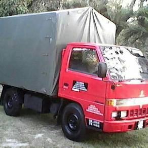 Lori pindah barang 1 ton
