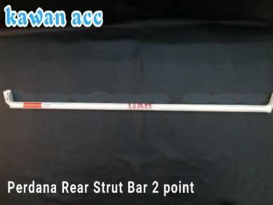 Proton Perdana Rear Strut Bar 2 Point