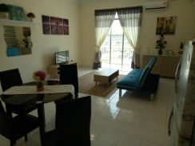 Furnished Apartment Bahagia Residence Permyjaya