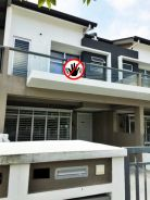 LOW PRICE Double Storey Terrace House Camellia Residence Semenyih