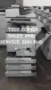 Ricoh digital copier machine of mpc 5503