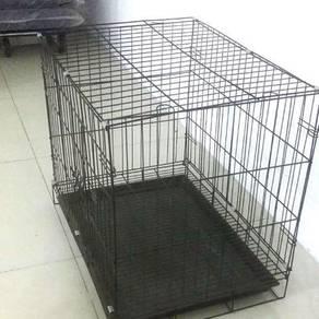 Sangkar kucing dan pet carrier