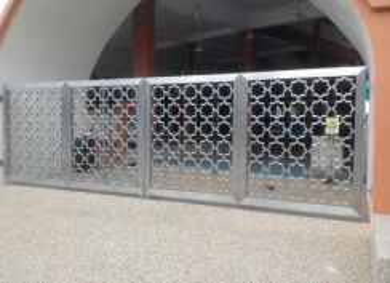 Pakar membuat gate dan awning