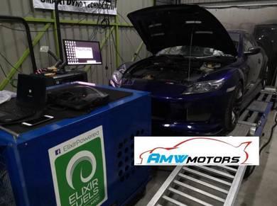 Tuning Services - Dyno Tuning - MAZDA RX-8 RX8