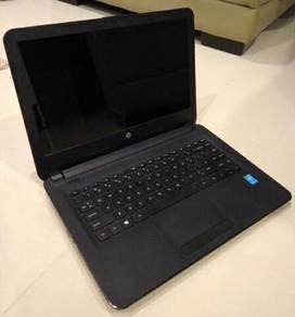 HP Notebook - 14-ac178tu